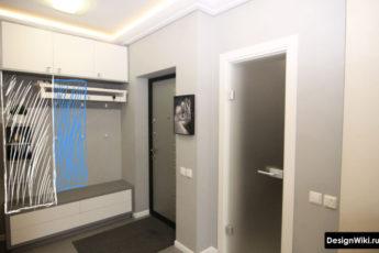Дизайн-малогаборитной-прихожей-в-обычной-квартире