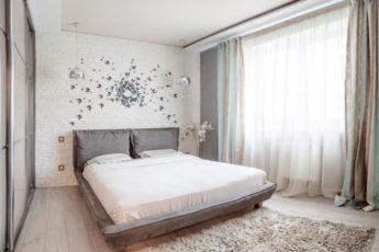 Модные-новинки-в-дизайне-маленькой-спальни