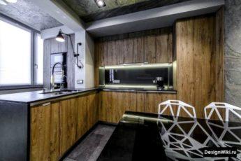 Интерьер Кухни: 123 фото современного дизайна