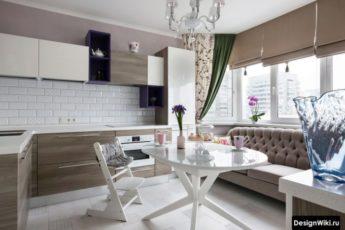 Кухня 12 кв.м: 4 планировки, 3 идеи и 113 фото (реальные квартиры)