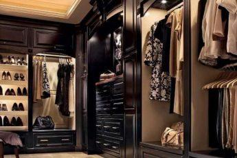 Обустраиваем гардеробную: 6 важных шагов